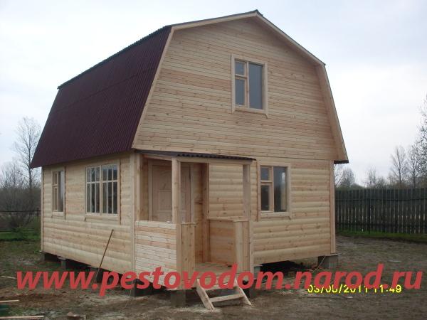 Готовый дом под ключ фото