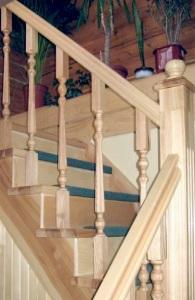 Экорем - лестницы из дерева готовые и под заказ - балясины