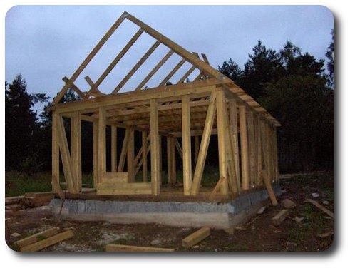 Каркасно щитовые дома строительство