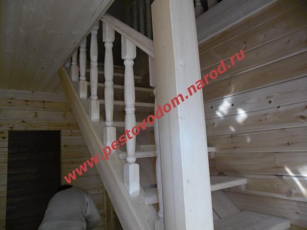 2 этаж дома внутри фото