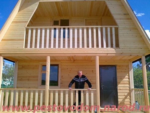 Как сделать крышу на балконе из бруса..