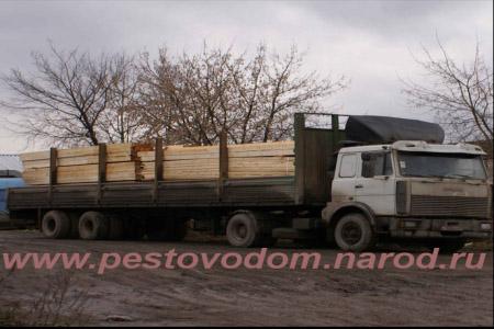 Строительство и монтаж деревянных